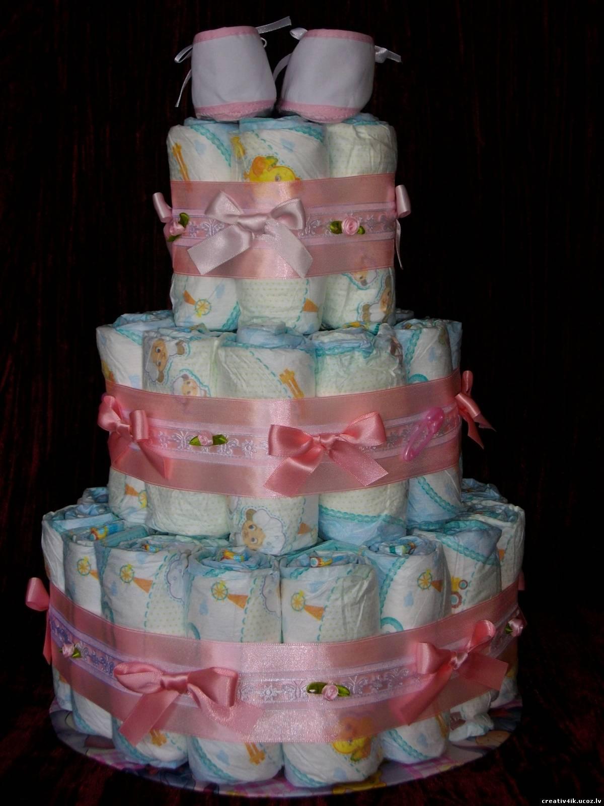 Как делать торт из фото